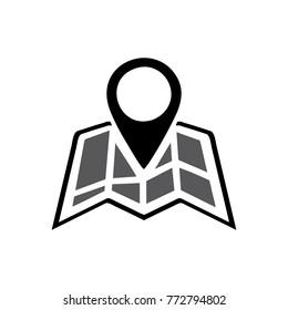 regional map logo