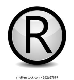 Registered Trademark - icon