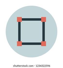 regular quadrilateral square