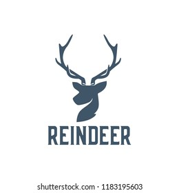 Reindeer Logo Design