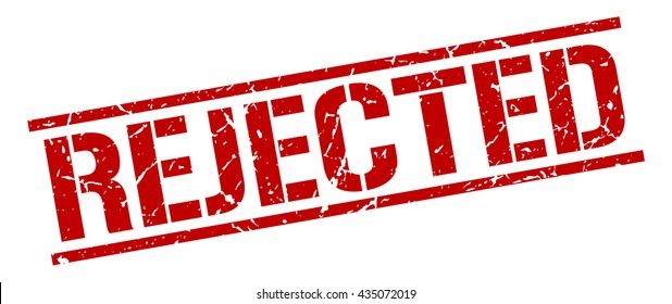rejected stamp.stamp.sign.rejected.