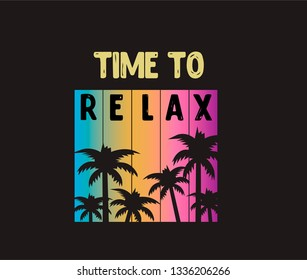Relax Time Text Images, Stock Photos & Vectors | Shutterstock
