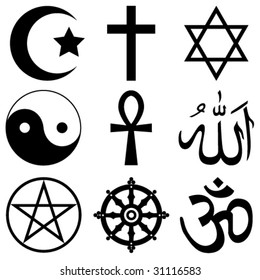 religion - signs