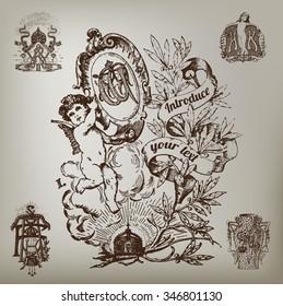 Religious Engraving