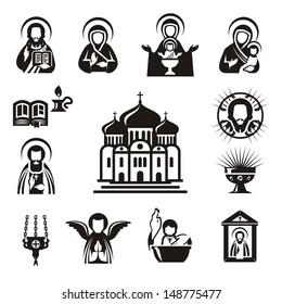 Religious icons