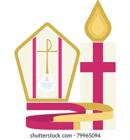 Religious Symbol - Confirmation