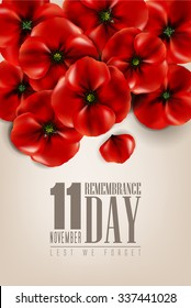 remembrance day, anzac day, veteran-s day in november 11th