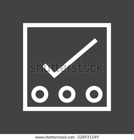 Reminders Tasks Notes Icon Vector Image Stock Vector (Royalty Free