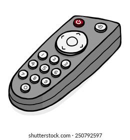 Cartoon Remote Control Images Stock Photos Amp Vectors