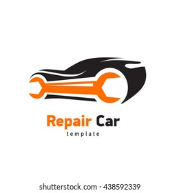 auto repair logo images stock photos vectors shutterstock rh shutterstock com car repair logan ohio car repair log sheet
