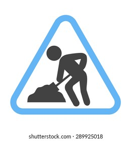 Repair, work in progress icon vector image. Can also be used for construction, interiors and building. Suitable for use on web apps, mobile apps and print media.