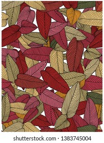 repeat flowers pattern all over graphic for fabric