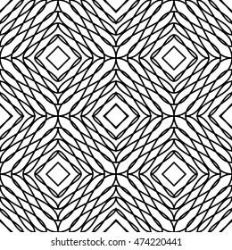 Repeat vector square network