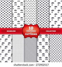 Repeatable Patterns Textures Life Real Estate Stock Vector