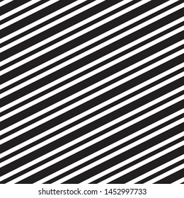 Repeated monochrome pattern. Vector seamless pattern.