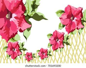 Pot A Fleur Stock Vectors Images Vector Art Shutterstock