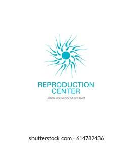 Reproductive health center logo images stock photos for Design reproduktion