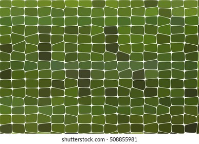 Reptile Skin Alligator and Crocodile Pattern