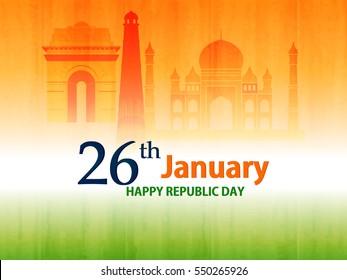 Republic day ,26 January .