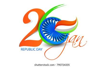 Republic day, sale, banner