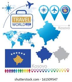 Map of Kosovo Images, Stock Photos & Vectors   Shutterstock Kosovo World Map on lesotho world map, lebanon world map, san marino world map, russia world map, luxembourg world map, monaco world map, israel world map, libya world map, cyprus world map, suriname world map, laos world map, darfur world map, netherlands world map, malta world map, abkhazia world map, republic of macedonia world map, slovakia world map, liechtenstein world map, sierra leone world map, liberia world map,