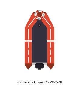 rescue boat icon