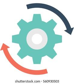 Reset Vector Icon