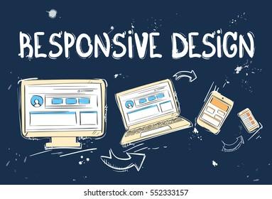 Laptop Drawing Images Stock Photos Vectors Shutterstock