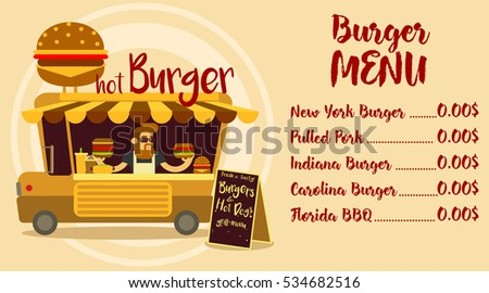 restaurant brochure vector menu design food stock vector royalty