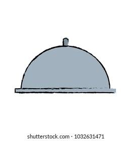 restaurant cloche serving tray cover dome