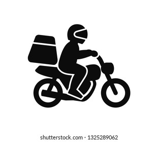 Restaurant delivery icon