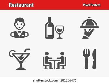 Serveur Restauration Stock Illustrations Images Vectors