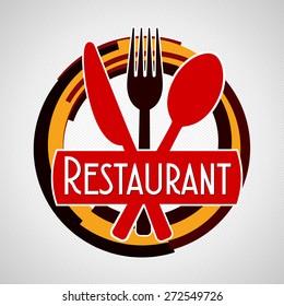 Restaurant Logo Creative