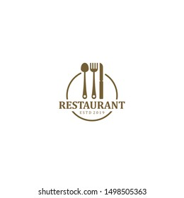 Restaurant logo - food drink product