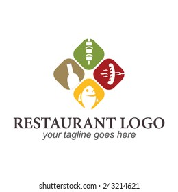 Restaurant Logo - Food Industry Branding