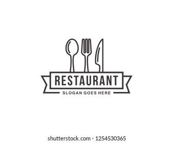 Restaurant Logo Images, Stock Photos & Vectors | Shutterstock