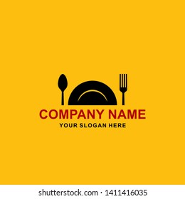 Restaurant Logo vector Illustration - Vector