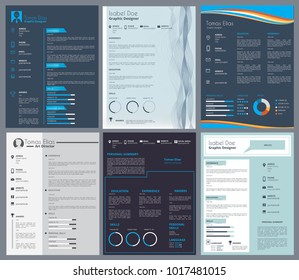 Royalty Free Cv Template Images Stock Photos Vectors Shutterstock