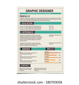 Royalty Free Resume Background Stock Images Photos Vectors