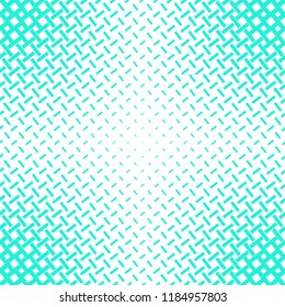 Retro abstract halftone pattern background - vector illustration from stripes