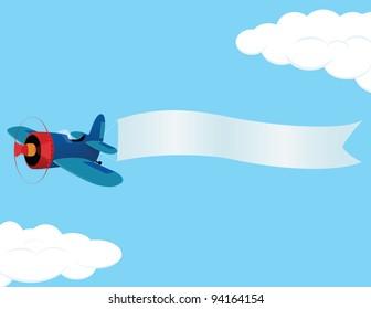 Cartoon Airplane Images Stock Photos Vectors Shutterstock