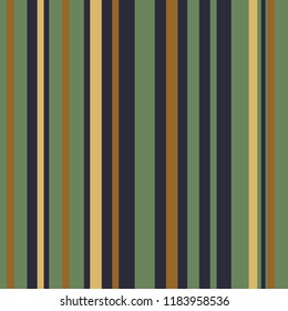 Retro Bright Colorful seamless stripes pattern. Abstract vector background. Stylish colors