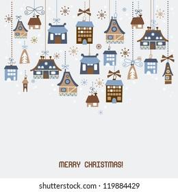 Christmas House Drawing.Christmas House Drawing Images Stock Photos Vectors