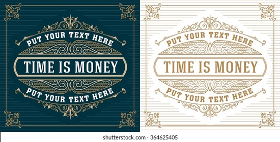 retro logo images stock photos vectors shutterstock