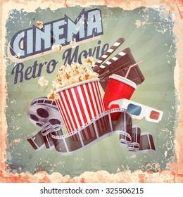 retro movie