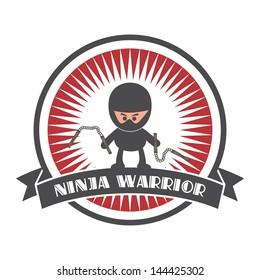 retro ninja strong