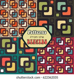Retro Patterns from the Sixties