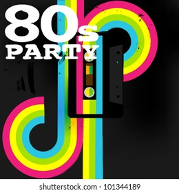 80s Music Poster Images Stock Photos Vectors Shutterstock