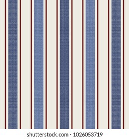 Retro Seamless abstract pattern with vertical stripes. Vector pattern with texture