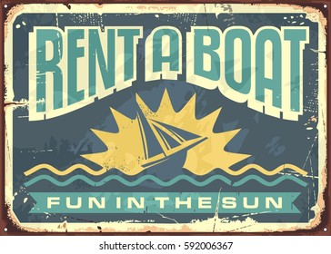 Rent a Boat Images, Stock Photos & Vectors | Shutterstock